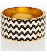 Kate Spade New York Bracelet La Vida Loca Hinged Bangle NEW - $77.22