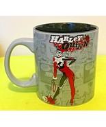 DC Comics Batman Harley Quinn Double-Sided 16 oz Ceramic Mug - $19.99