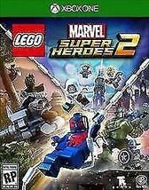 LEGO Marvel Super Heroes 2 (Microsoft Xbox One, 2017) - $34.99
