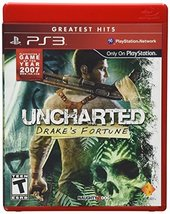 Uncharted: Drake's Fortune - Playstation 3 [PlayStation 3] - $9.55