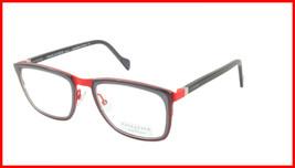 Face A Face Eyeglasses Frame VIGGO 2 Col. 9280 Acetate Metal Marr Red Dark Viole - $316.62