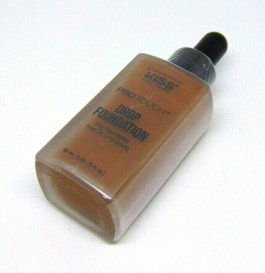 Primary image for KISS NEW YORK PRO TOUCH Drop Foundation 420 Chestnut 1.0oz/30ml