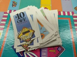 1990 Tyco Meet Me At The Mall Game Game Money - $12.73