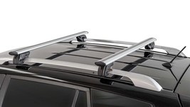 Menabo Blade Roof Crossbar Kit for 2017-2018 Mercedes E Class Wagon (S213) - $209.99