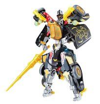 Tobot V Classic 12 Counts Set Transformation Action Figure Robot Toy Wholesale image 6