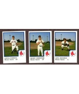 1986 PRO CARDS WINTER HAVEN REDSOX MINOR LEAGUE TEAM SET w/ BRADY ANDERS... - $8.86