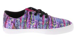 Supra Womens Wrap The Art of Maurizio Molin Gym Skate Shoes Fashion Sneakers NIB image 3