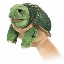 Folkmanis Little Turtle Hand Puppet - $18.27
