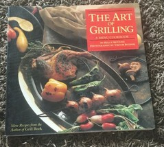 The Art of Grilling : A Menu Cookbook by Kelly McCune (1990, Paperback) - $7.87