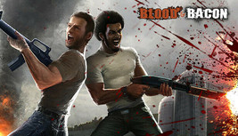 Blood and Bacon PC STEAM OFFLINE 53 Plus Free Games - $3.87