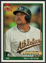 2016 Topps Archives Billy Butler #229 Oakland Athletics - $0.89