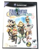 Nintendo Game Final fantasy crystal chronicles - $12.99