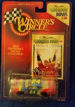 1:64 Winners Circle Jeff Gordon - 1997 1,000,000 bonus car - $4.70