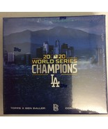 2020 Topps x Ben Baller – Los Angeles Dodgers World Series Champion's set - $149.99