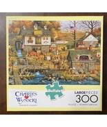 Buffalo Games - Charles Wysocki - Olde Bucks County - 300 Large Piece Ji... - $12.87