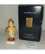 1994 M I Hummel Club 284 I Brought You A Gift Hum 630 Germany Goebel Box... - $28.99
