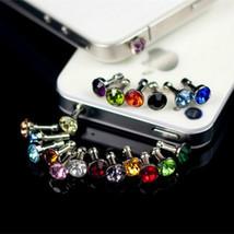 Headphone, Earphone 3.5mm Luxury Anti dust plug Samsung HTC LG 10pcs / - $12.99