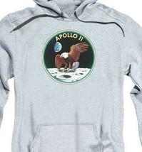 NASA Apollo 11 spaceflight Armstrong Aldrin The Eagle has landed hoodie NASA102 image 2