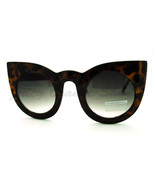 Oversized Round Cateye Sunglasses Womens Vintage Retro Eyewear - $9.95
