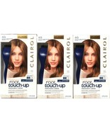 3 Boxes Clairol Root Touch-Up Permanent Color Matches 6G Light Golden Brown - $25.99