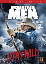 Mountain Men Complete Second Season 2 Two DVD Set Serie History Channel ... - $28.70