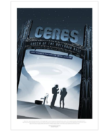 NASA Visions of the future Ceres Poster - $39.00