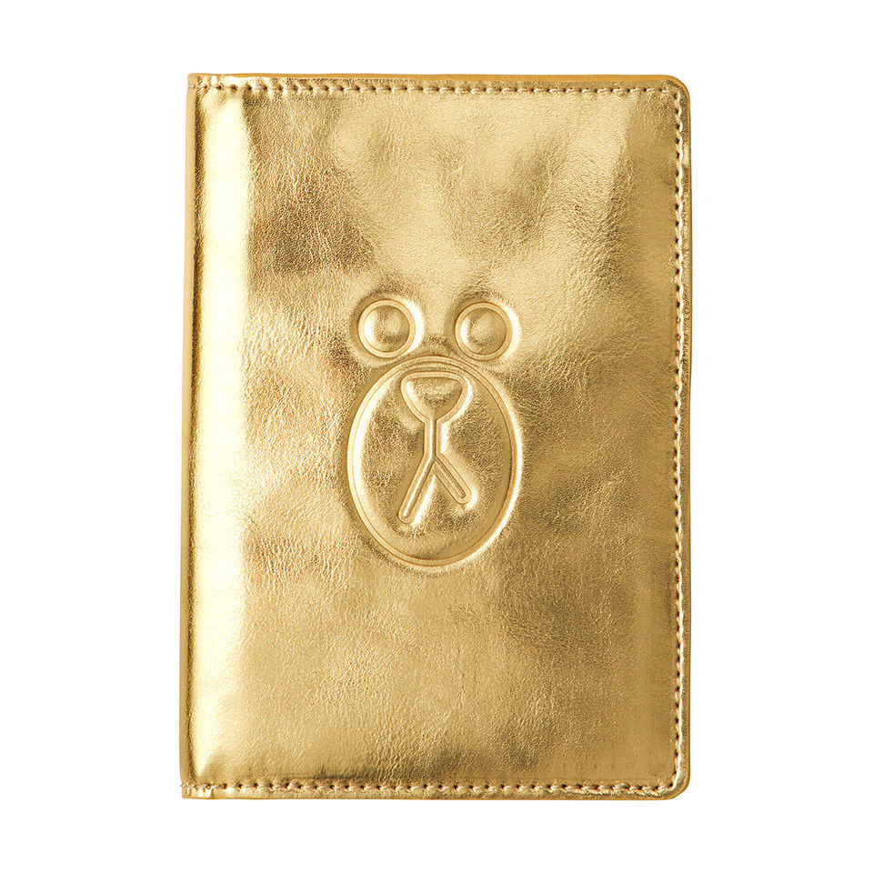 018f6276fb24 Line Friends Character Golden Brown Passport and 50 similar items