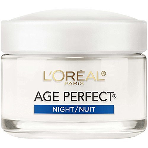 Primary image for L'oreal Age Perfect Night Cream For Mature Skin, 2.5 Ounce