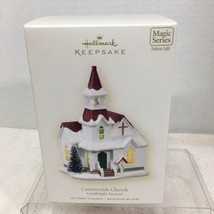 2008 Candlelight Services #11 Hallmark Christmas Tree Ornament MIB Price Tag H3 - $18.32