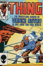 Thing, The #32 VF/NM; Marvel | save on shipping - details inside - $1.75