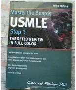 Master the Boards USMLE Step 3 Paperback – December 2, 2014 - $4.89