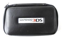 Power A Official Nintendo 3DS Rugged Protective Zippered Carrying Case B... - $4.94