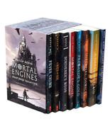 Mortal Engines: 8 Book Box Set - $38.99