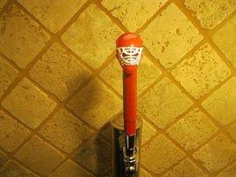 NHL Detroit Red Wings Kegerator Beer Tap Handle Hockey Helmet Team Bar - $29.65