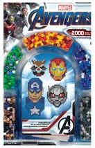 Perler Fused Bead Kit 2000pc Marvel Avengers Endgame - $22.95