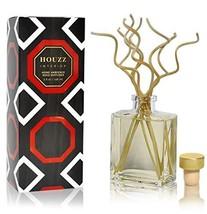 HOUZZ Interior Reed Diffuser Sticks Damask Rose Room Fragrance – Pink Se... - $24.71