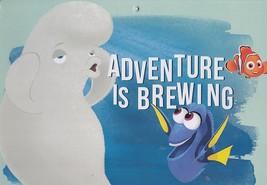 Finden Dory Nemo Disney 'S Pixar Abenteuer Ist Brauerei Kunst Mauer Schild Neu - $5.41