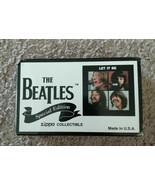 Retired 1990's Beatles Let It Be Zippo Lighter & Keychain Gift Set - $85.45