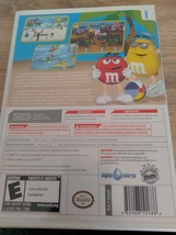 Nintendo Wii M&M's Beach Party ~ COMPLETE image 4