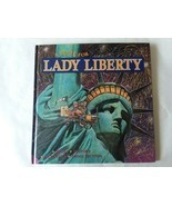 A Home for Lady Liberty Statue of Liberty History Games Activities 1995 HC - $17.32