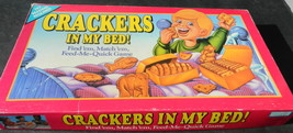 Crackers In My Bed Board Game-Complete - $18.00