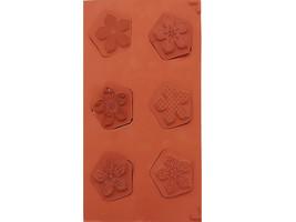 Stampin' Up! Petite Petals Rubber Stamp Set #133155 image 2