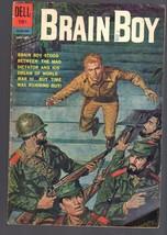 Brain Boy #2, Dell Comic Book  1962 - $11.00