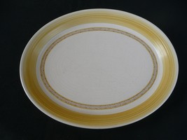 Franciscan Hacienda Gold Platter - $15.00