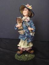 Tilly T. Weedsley Gardener Extraordinaire Folkstone Collection - $6.99