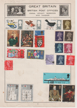 GB 22 with native birds portraits castles & regionals see rest - $0.39