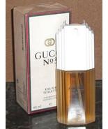 GUCCI No 3 (#3) Perfume by GUCCI Eau de Toilette EDT for Women Spray 2 o... - $261.89