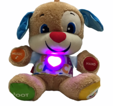 Fisher Price Laugh and Learn Smart Stages Puppy Dog Toddler Learning Toy Blue - $21.77