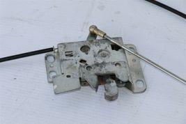 Mercedes R107 560SL Convertible Top Tonneau Cover Crank Release Latch Mechanism image 6