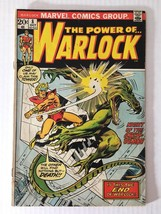 Power Of The Warlock #8 Marvel Comic Book FN Condition 5.0 Condition 1973 - $6.29